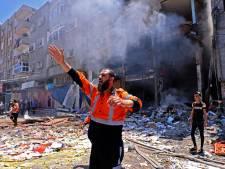 Egypte opent grens met Gaza en stuurt tien ambulances om gewonden op te halen