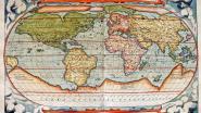 Zeldzame atlas uit 16de eeuw onder de hamer