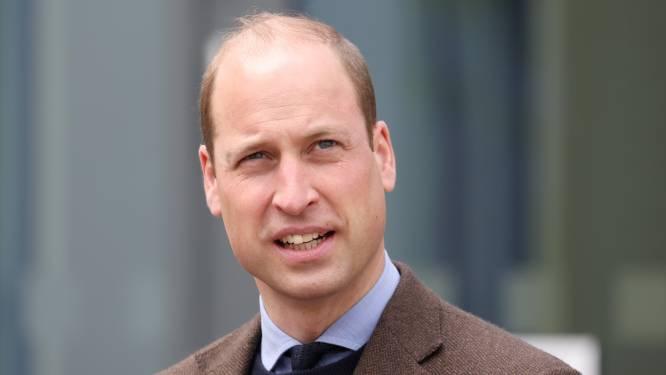 """Voormalig BBC-baas biedt excuses aan prins William aan (maar niet aan Harry): """"Het spijt me vreselijk"""""""