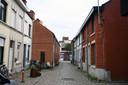 De Mussenstraat in Leuven staat bekend als één van de gezelligste buurten.
