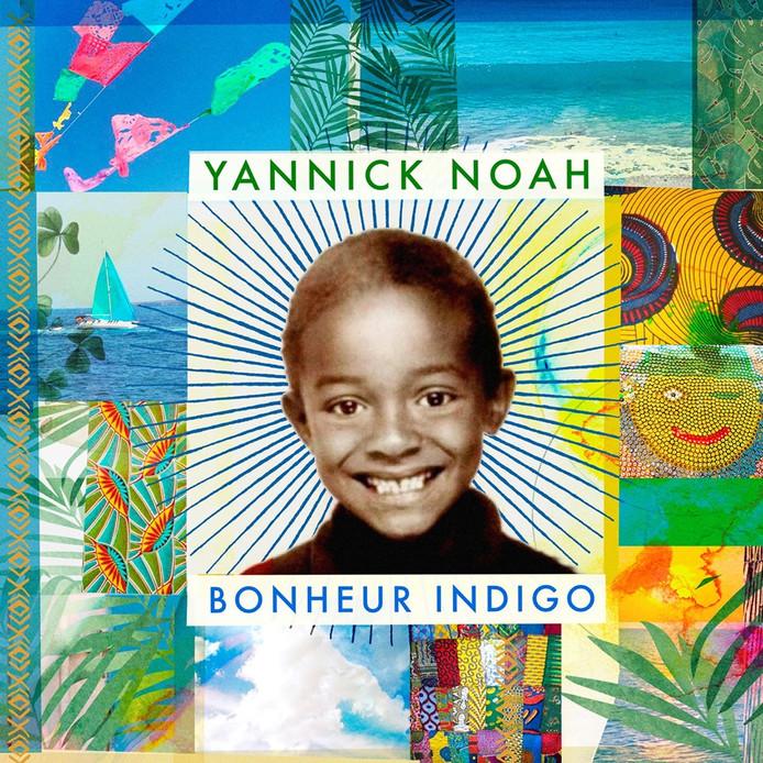 """Yannick Noah, nouvel album """"Bonheur Indigo"""", sortie le 6 septembre"""