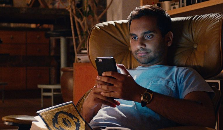 Aziz Ansari in 'Master of None'.