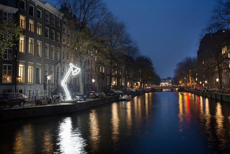 Two lamps - Jeroen Henneman Beeld Janus van den Eijnden
