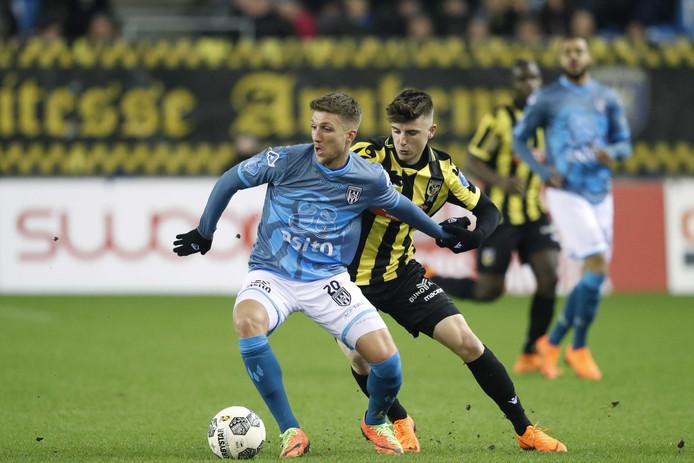 Peter van Ooijen gaat nog in gesprek met de club.