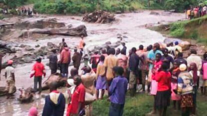 """38 doden na aardverschuivingen in Oeganda: """"Ook nog veel mensen vermist"""""""