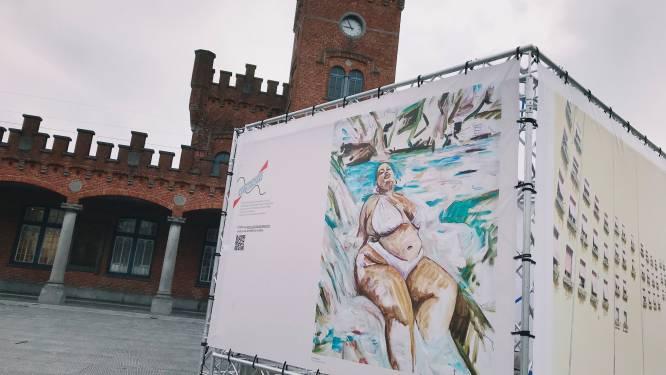 Kunstoevers: creativiteit in XXL-formaat op Aalsterse pleinen