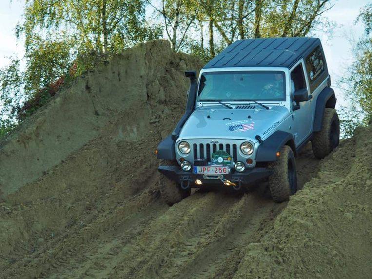 Jeep for Life bracht ongeveer 6.500 euro op.
