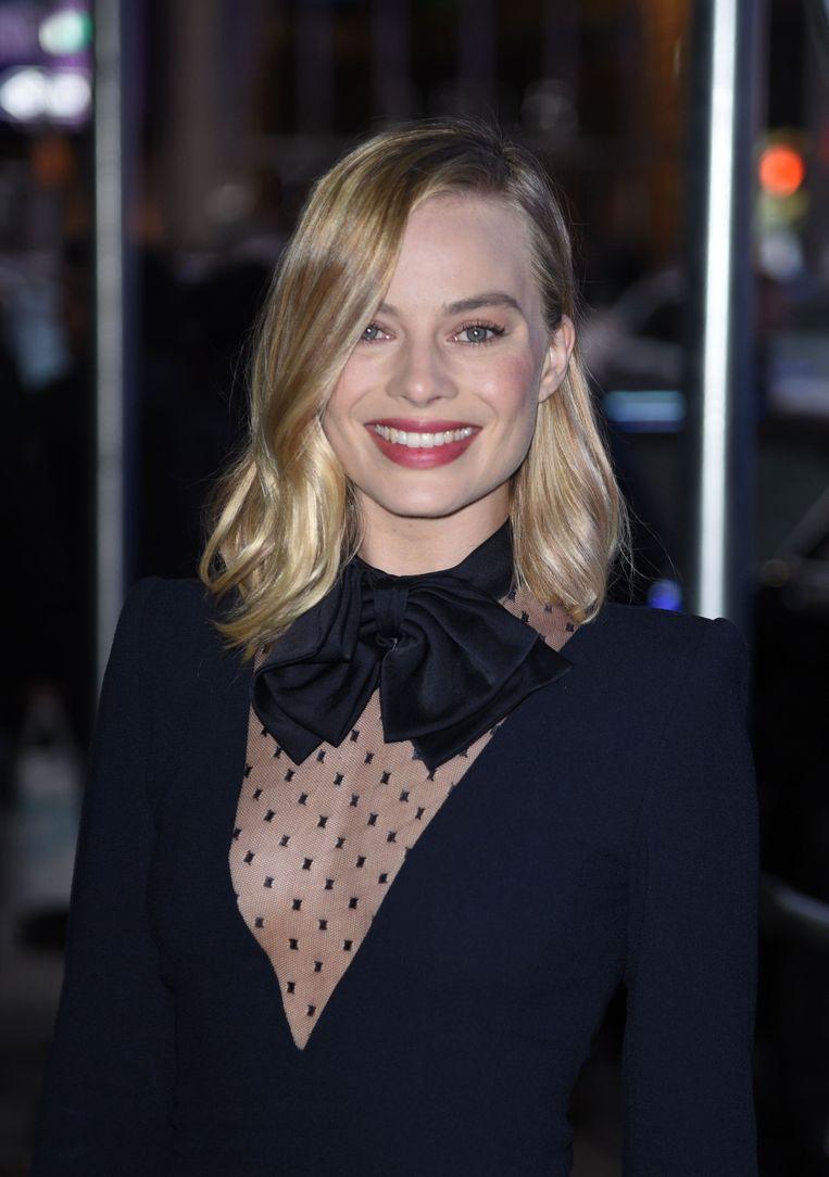 Tarantino hoopt Margot Robbie te strikken voor de rol van Sharon Tate. Beeld Photo News