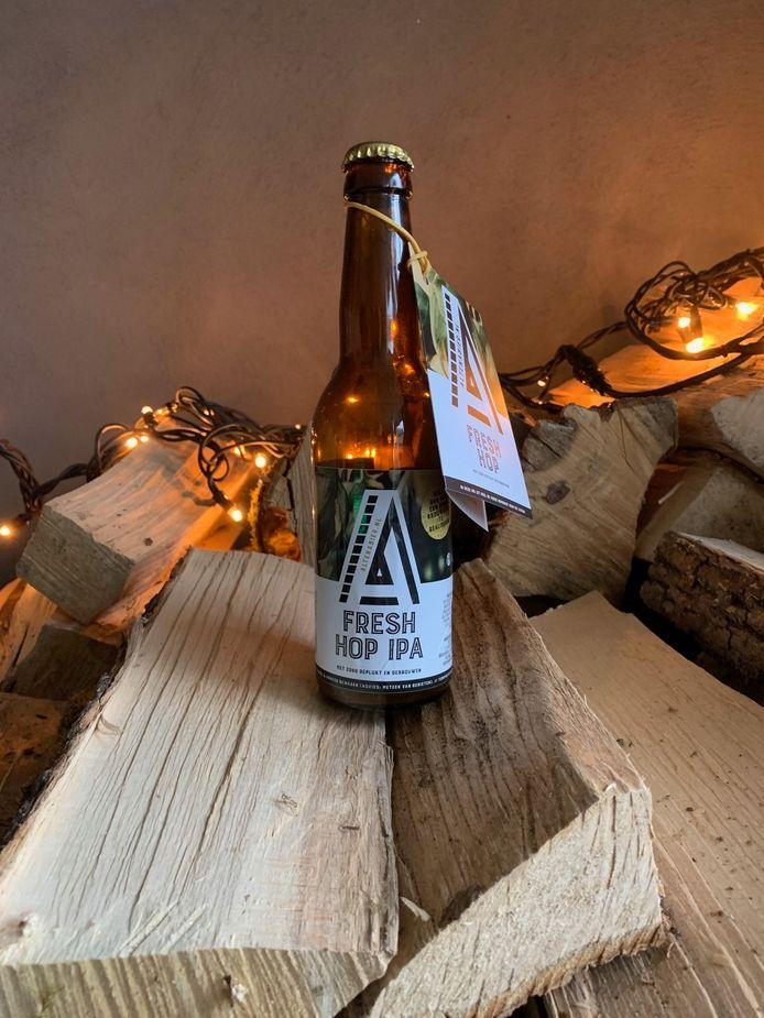 Het nieuwe biertje met hop uit Altena.