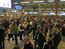 Ruim 32.000 treinritten uitgevallen door storingen