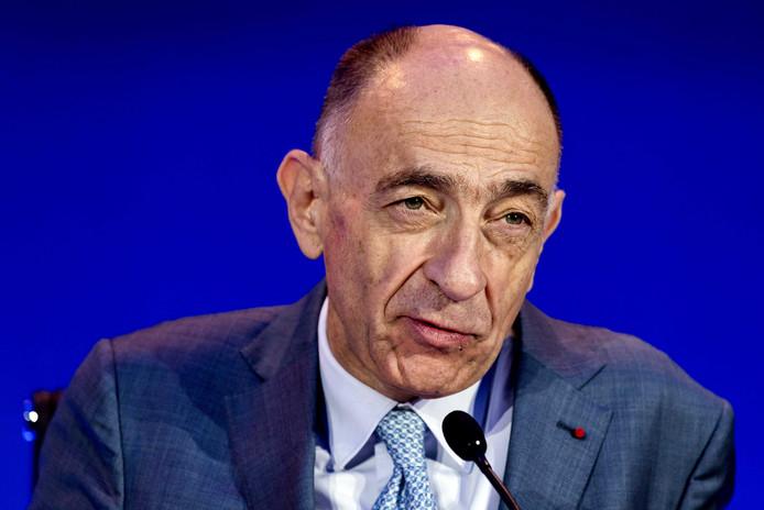 Topman Jean-Marc Janaillac.