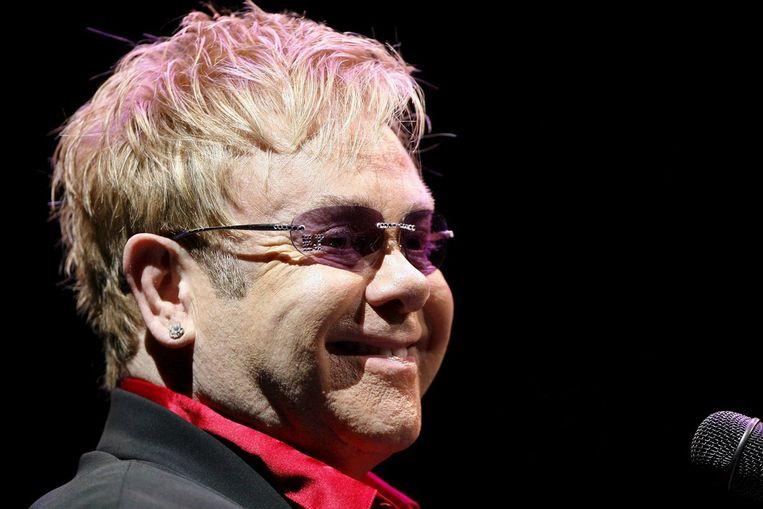 De muziek van de musical is geschreven door Elton John. Foto EPA Beeld