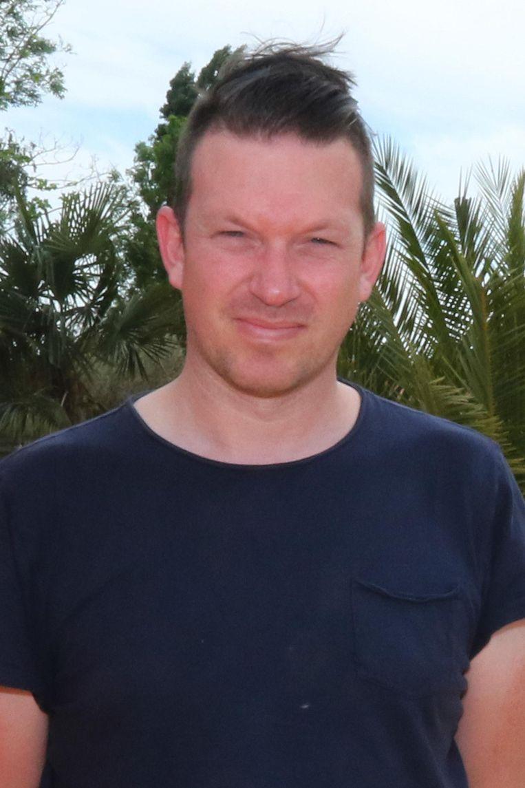 Nicolas Alleman wordt de uitbater van Pacific Eiland.