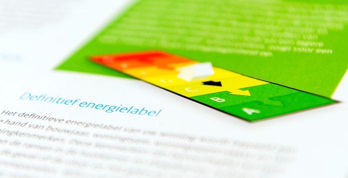 Het nieuwe energielabel wordt vanaf 1 januari bepaald door een energie-adviseur die thuis langskomt.