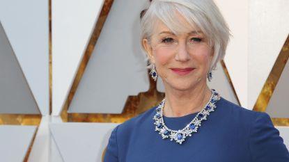 """Helen Mirren solliciteert voor rol in 'James Bond': """"Vrouwen kunnen veel coolere schurken spelen"""""""