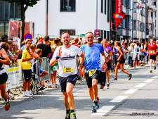 Belg trotseert hittegolf om zijn geliefde Kustmarathon zaterdag al te lopen