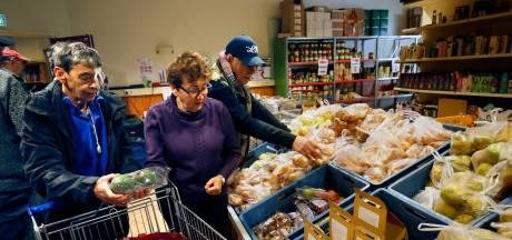 Dankzij de Leerdamse voedselbank heeft niemand een lege koelkast met kerst