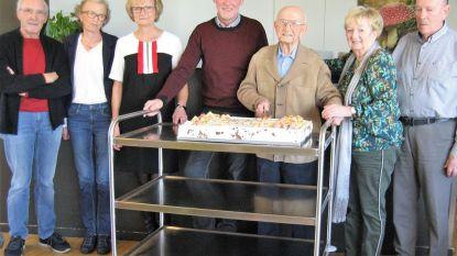 Oudste Lichterveldenaar viert 106de verjaardag