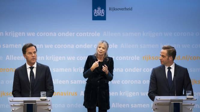 Een dagje persconferentie door de ogen van onze politiekverslaggever Edwin van der Aa