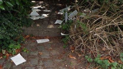 Vandalen vernielen boekenruilkastje