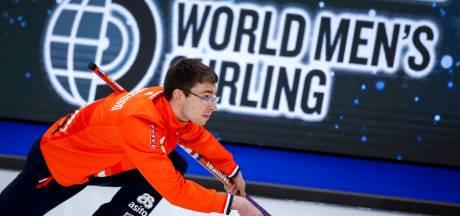 Opsteker voor curlingploeg op WK