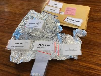 Postbode en koerier verdringen de ouderwetse drugsdealer