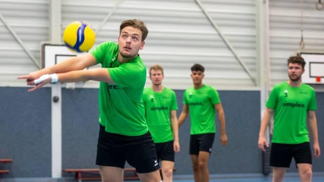 Uniek, twee Zweedse volleyballers bij SSS: 'Ze zijn hier lekker direct en eerlijk'