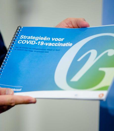 Gezondheidsraad: Vaccineer ook 16- en 17-jarigen uit risicogroepen tegen corona