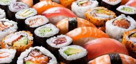 Taiwanezen laten naam massaal in Zalm veranderen voor gratis sushi