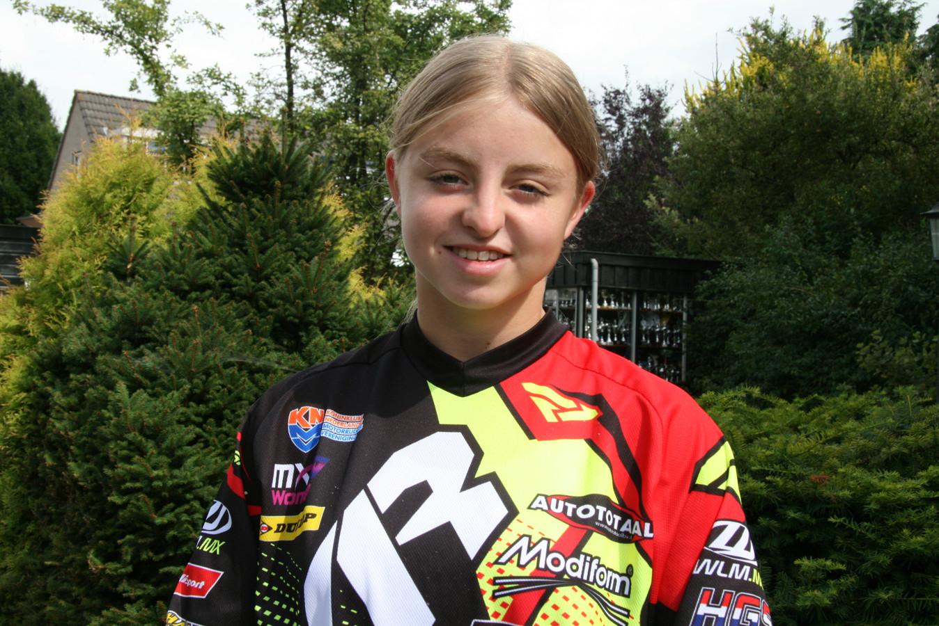 Shana van der Vlist.