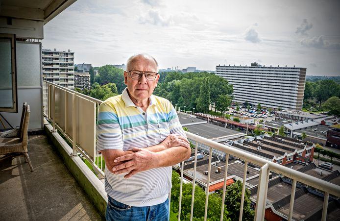 Hans Offermans van de bewonersvereniging in Rotterdam-Ommoord: Havensteder doet niets met inbreng van bewoners.