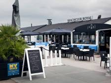 Beachclub Royal op zoek naar inbrekers die drank en goederen stelen