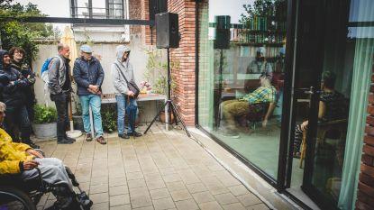 Iedereen een beetje voyeur in Gentbrugge