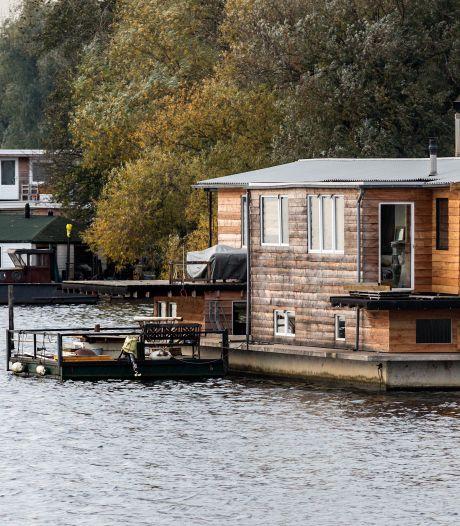 Met een bootje mag je straks niet meer overal aanmeren in Den Bosch