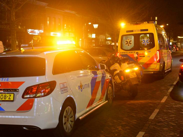 Scooterbotsing in Breda, één bestuurder gewond