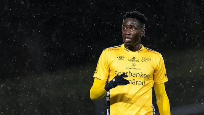 Keniaanse centrale verdediger Okumu tekent voor 4 jaar bij AA Gent