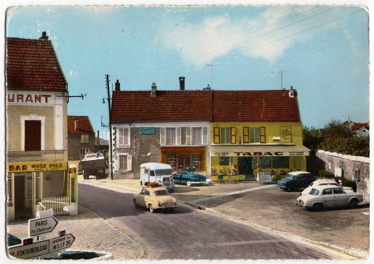 Le Plessis-Chenet. Beeld Collectie Erik Verhaest