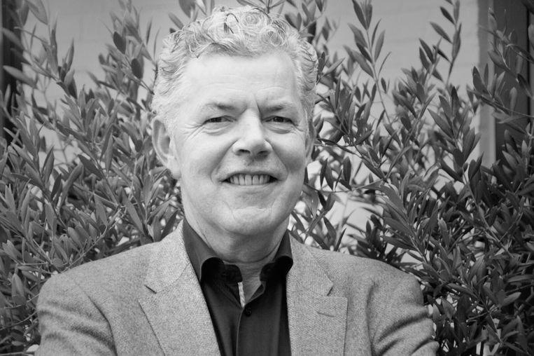 Paul Visser, predikant in de Noorderkerk Beeld