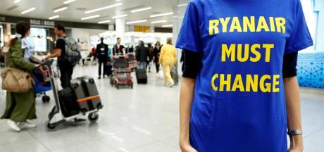 Cabinepersoneel Ryanair staakt morgen