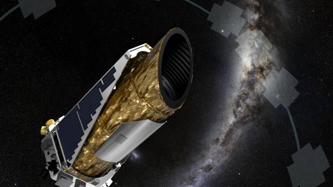 NASA ontdekt miniversie van ons zonnestelsel dankzij artificiële intelligentie