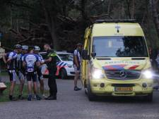 Twee wielrenners in ziekenhuis na ongeval in Holten