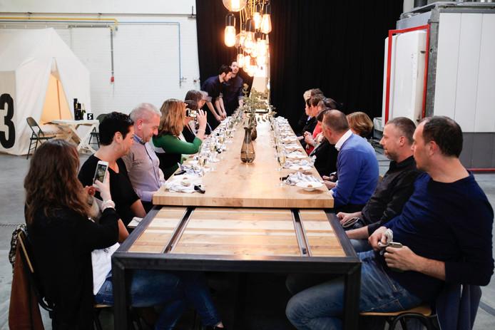 Restaurant Anderhalf in de Drie Mollen in 2015