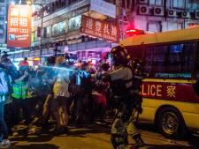 """La police redoute une situation """"très dangereuse"""" à Hong Kong"""