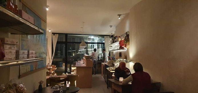 Restaurant Secondo Sud in hartje Brugge haalt Puglia naar de Breydelstad.