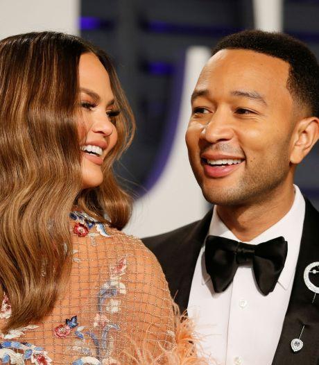 Openheid hielp John Legend bij verwerken verlies zoontje