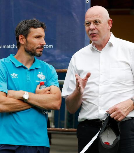 PSV geeft hoofddoel al op en richt zich op tweede plek en bekertoernooi