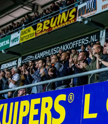 Na uur geen bier tijdens wedstrijd Heracles: 'Menselijke fout'