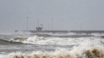 Texas bereidt zich voor op eerste orkaan van seizoen