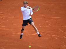 David Goffin contre Pierre-Hugues Herbert au 2e tour du tournoi de Barcelone