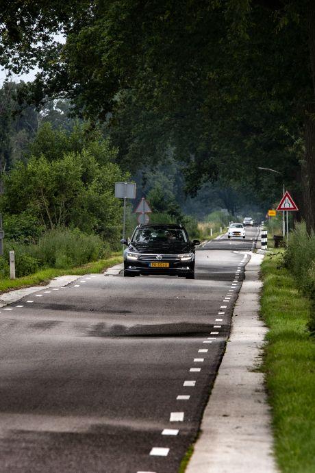 Net opgeknapte wegen zijn aan het verzakken en gaan Deurne veel geld kosten